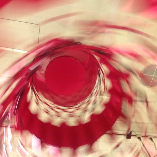 Same skirt, mid swirl