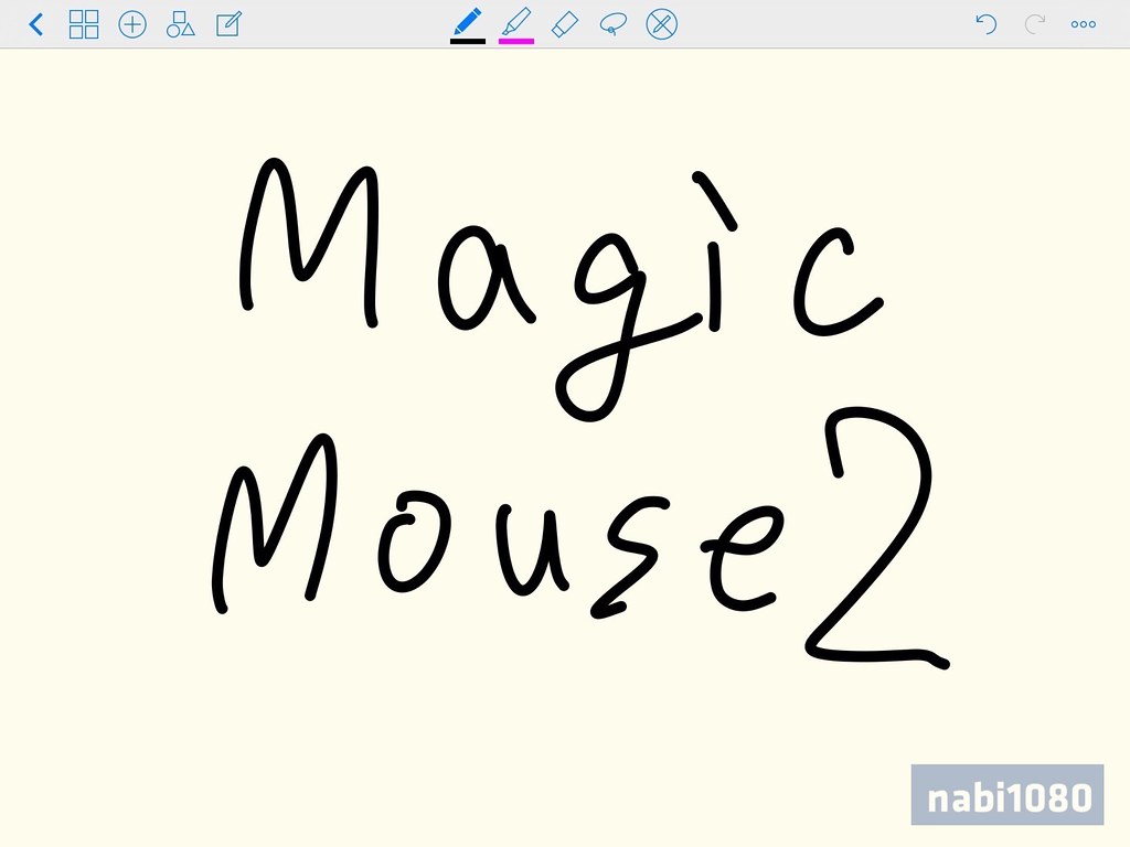 Magic Mouse 201