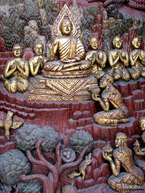 Buddha's Sermon