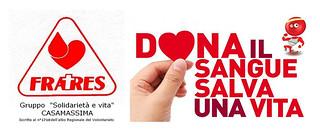 Casamassima-Domenica 22 Giornata della donazione di sangue-sangue ok