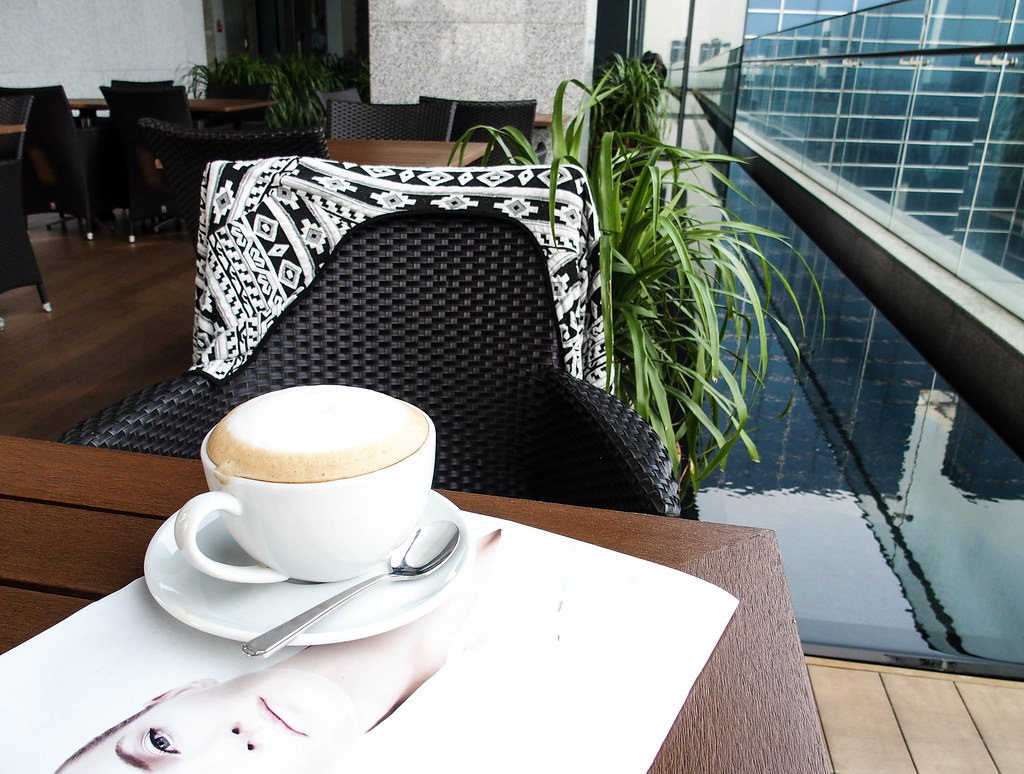 oasia novena breakfast singapore