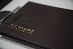 Alexander's Steakhouse, San Francisco