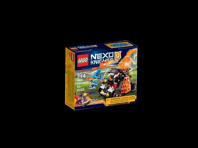 LEGO Nexo Knights 70311 - Chaos Catapult