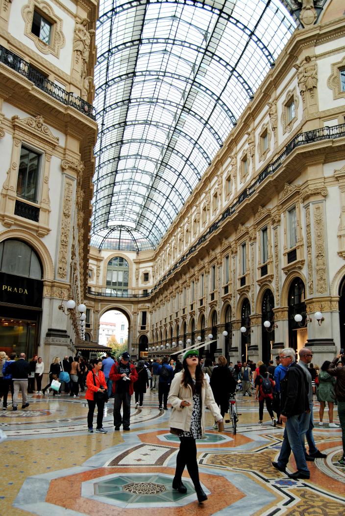 Galerias Vittorio Emanuele ll, Milano (03)