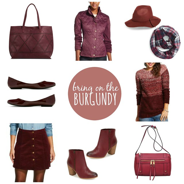 on trend bring on the burgundy