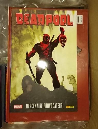 Deadpool - Mercenaire provocateur