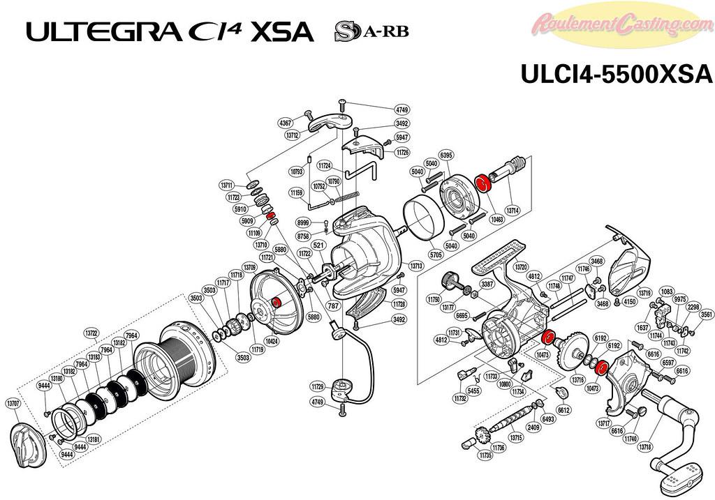 Schéma-Schimano-Ultegra-CI4-5500XSA
