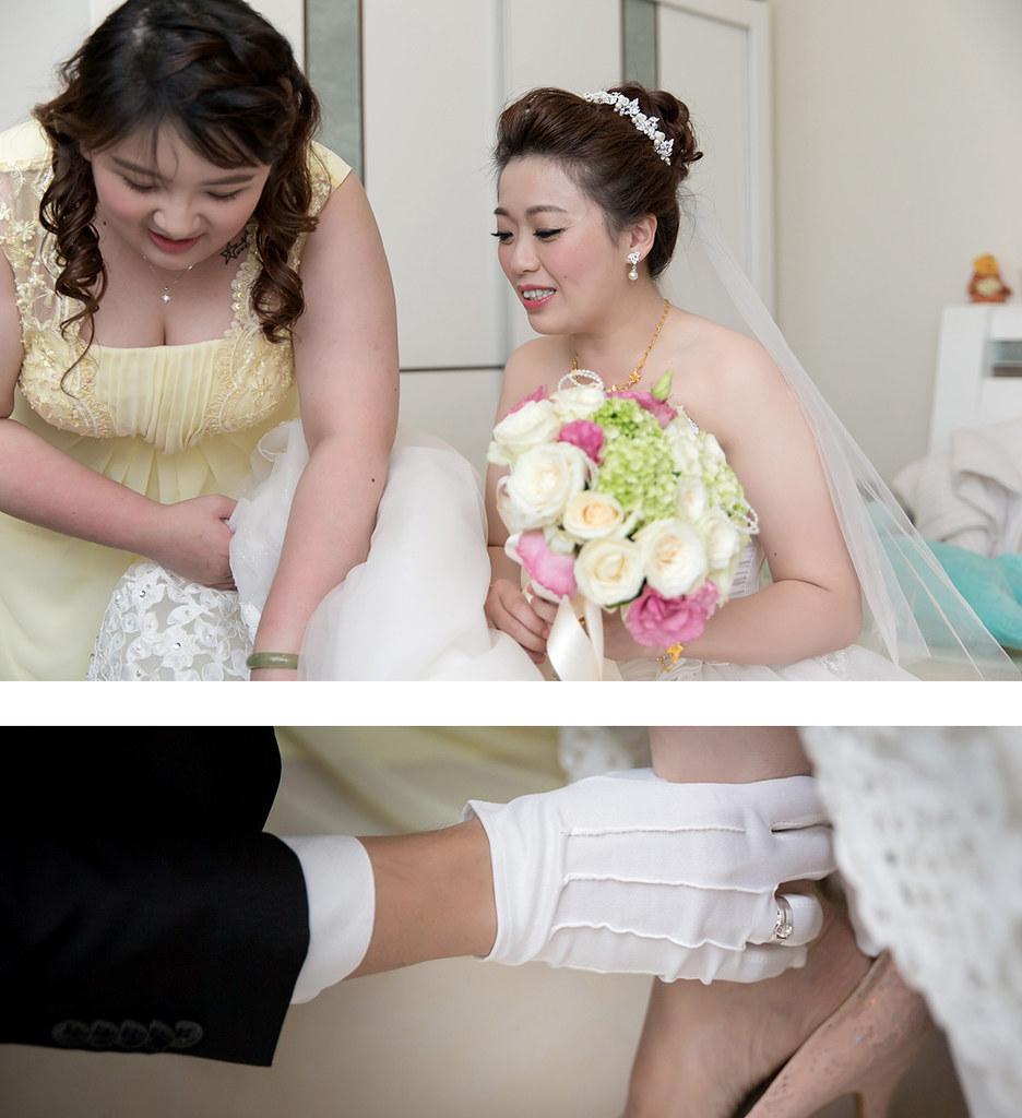 台南婚攝-迎娶午宴 X 情定城堡 (32)