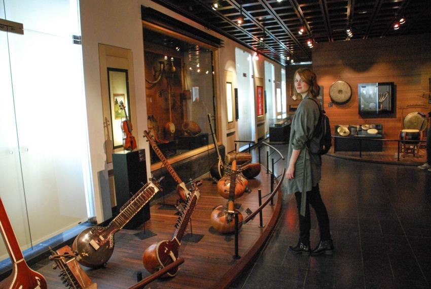 Bits of Belgium: the Musical Instruments Museum    Melanophilia.com