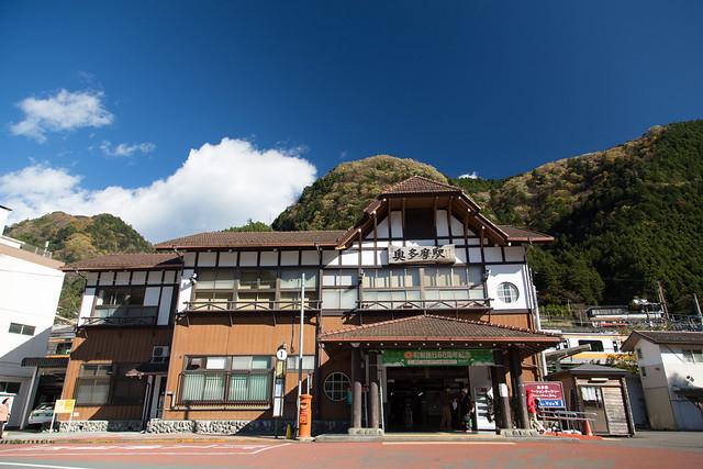 奥多摩駅 #tokyo島旅山旅