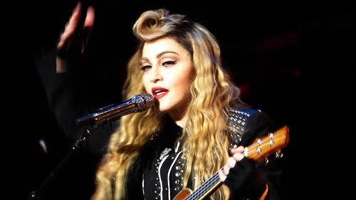 Madonna Ziggo Dome mashup foto - 151205 Madonna Rebel Heart 052