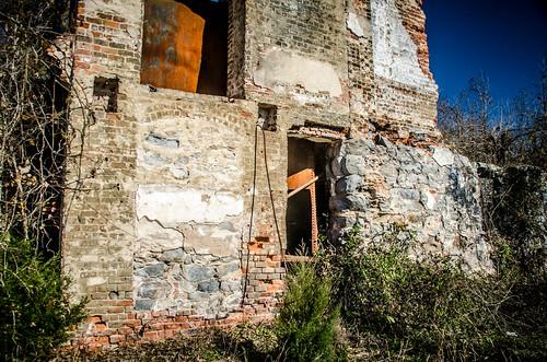 Glendale Mill Ruins-019