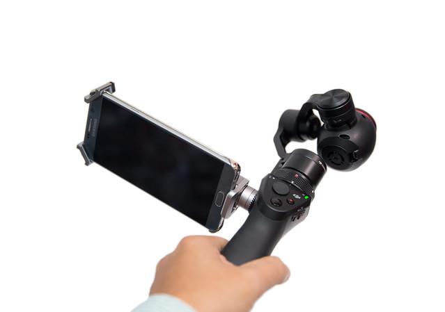 最自由最穩定! DJI Osmo 手持雲台 4K 相機 @3C 達人廖阿輝