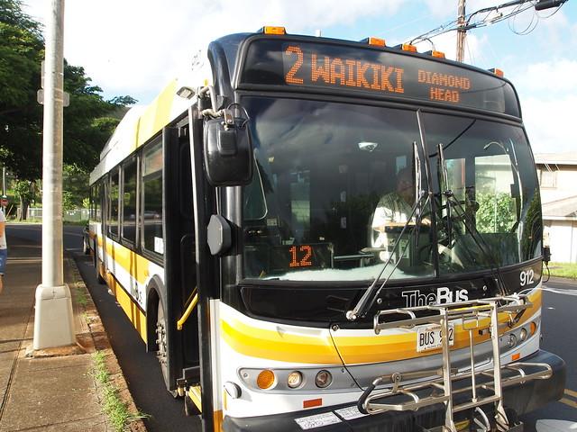 PB280335 ハワイ バス hawaii ひめごと ヒメゴト