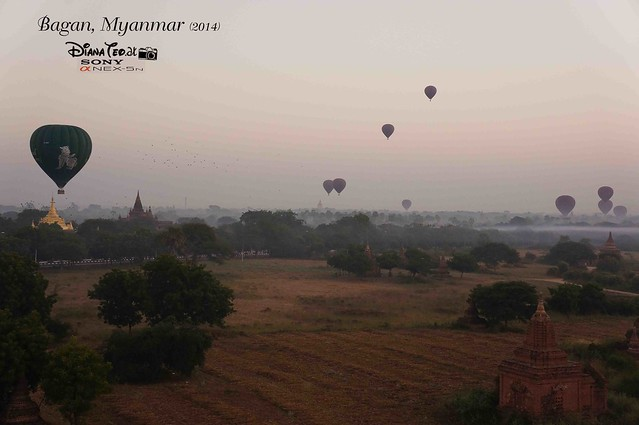 Bagan Sunrise 02