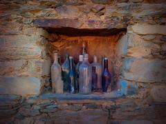 Dusty bottles