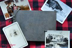 Forrest Gene Risser Photo Album.