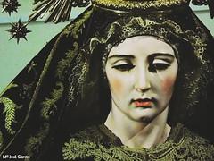 Ella... Anunciación de María