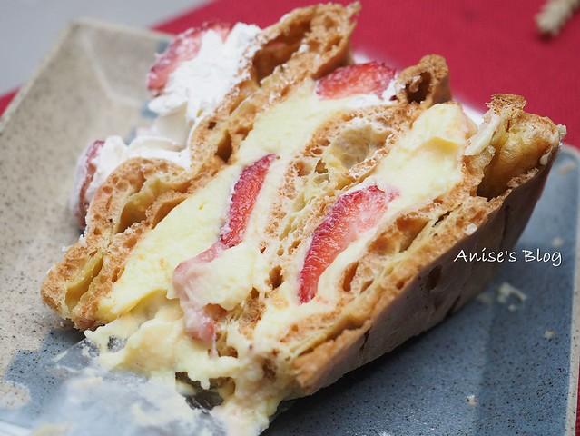 bonnie sugar 台北草莓蛋糕 033