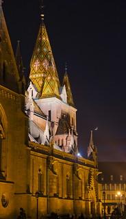 Image de Eglise Saint-Matthias près de Budapest. budapest iglesiadesanmatías