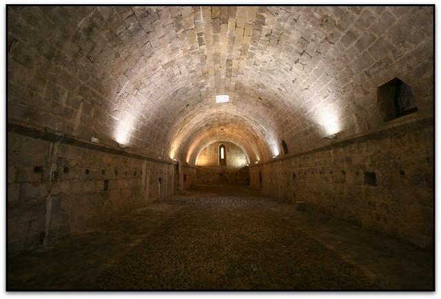 Saló del Cònclave, Castell de Peníscola
