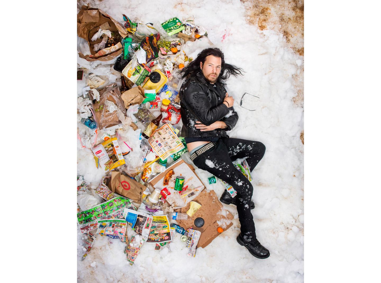 與你的垃圾共枕眠:上帝用七天創造世界,人類用七天創造垃圾14