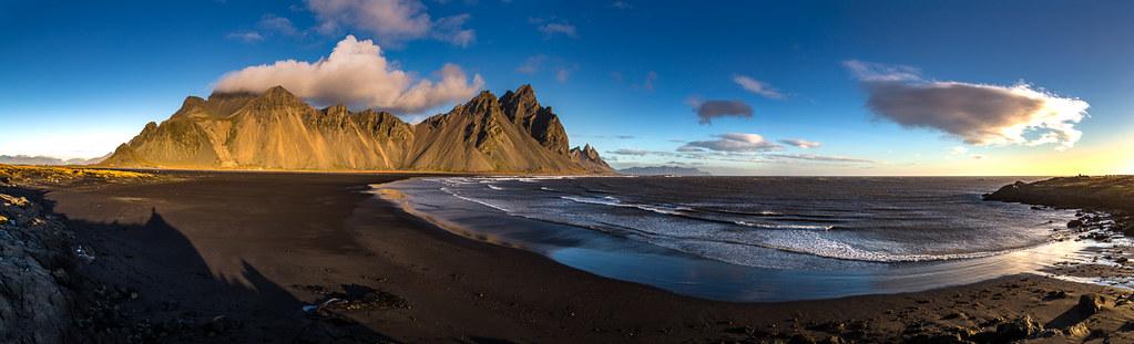 Islande 2016 - Jour 7: Stokksnes and Vestrahorn