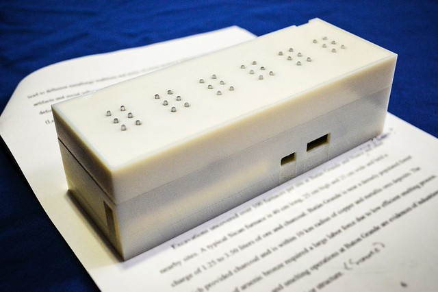 tactile braille