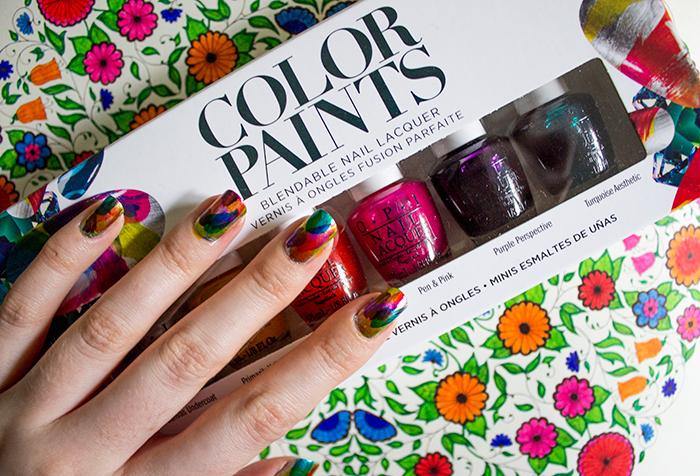 OPI Colour Paints Collection
