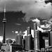 Downtown Toronto by ocarmona