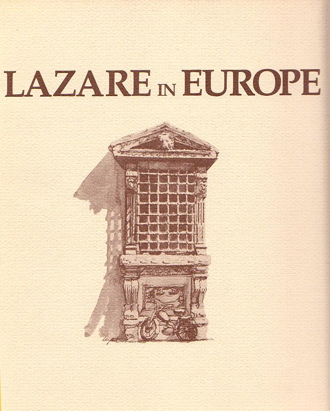 lazareineurope