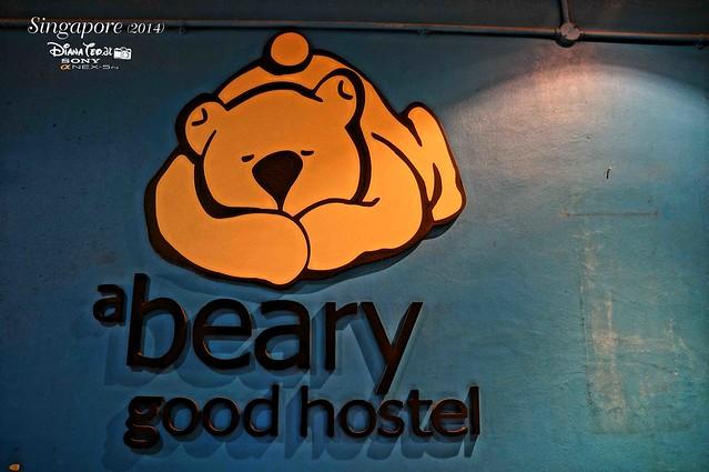 A Beary Good Hostel 01