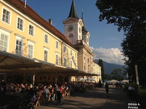 Geniesserlandregion Tegernseer Tal Herzogliches Brauhaus Wanderwege in Bayern Aug_2013_001.JPG_006