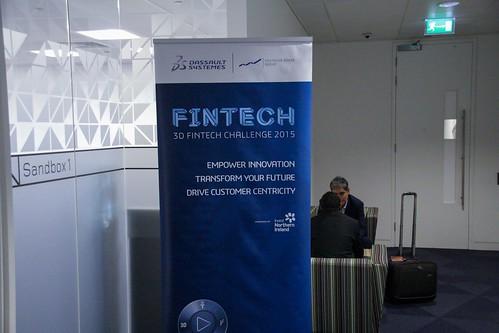 Dassault Systèmes 3D FinTech Challenge 2015