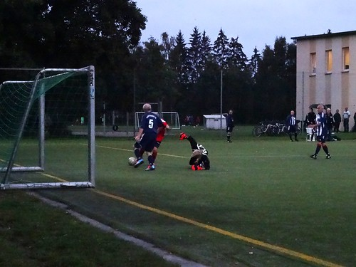 Over-60 Veterans League: Rostocker FC v ESV Lok Rostock