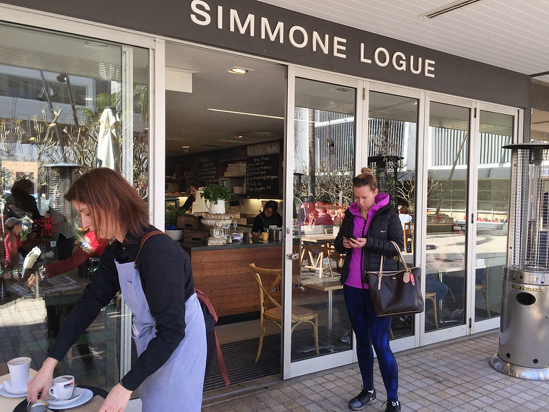 Simmone Logue