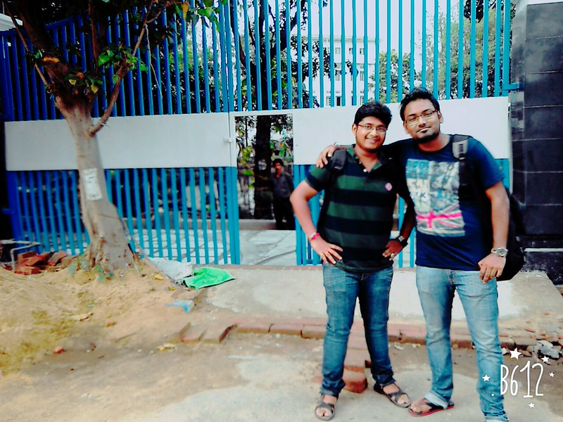 The amazing hangout before leaving kolkata to north eastindia
