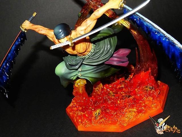 【玩具人君魂投稿】海賊王與七龍珠的場景完成品分享