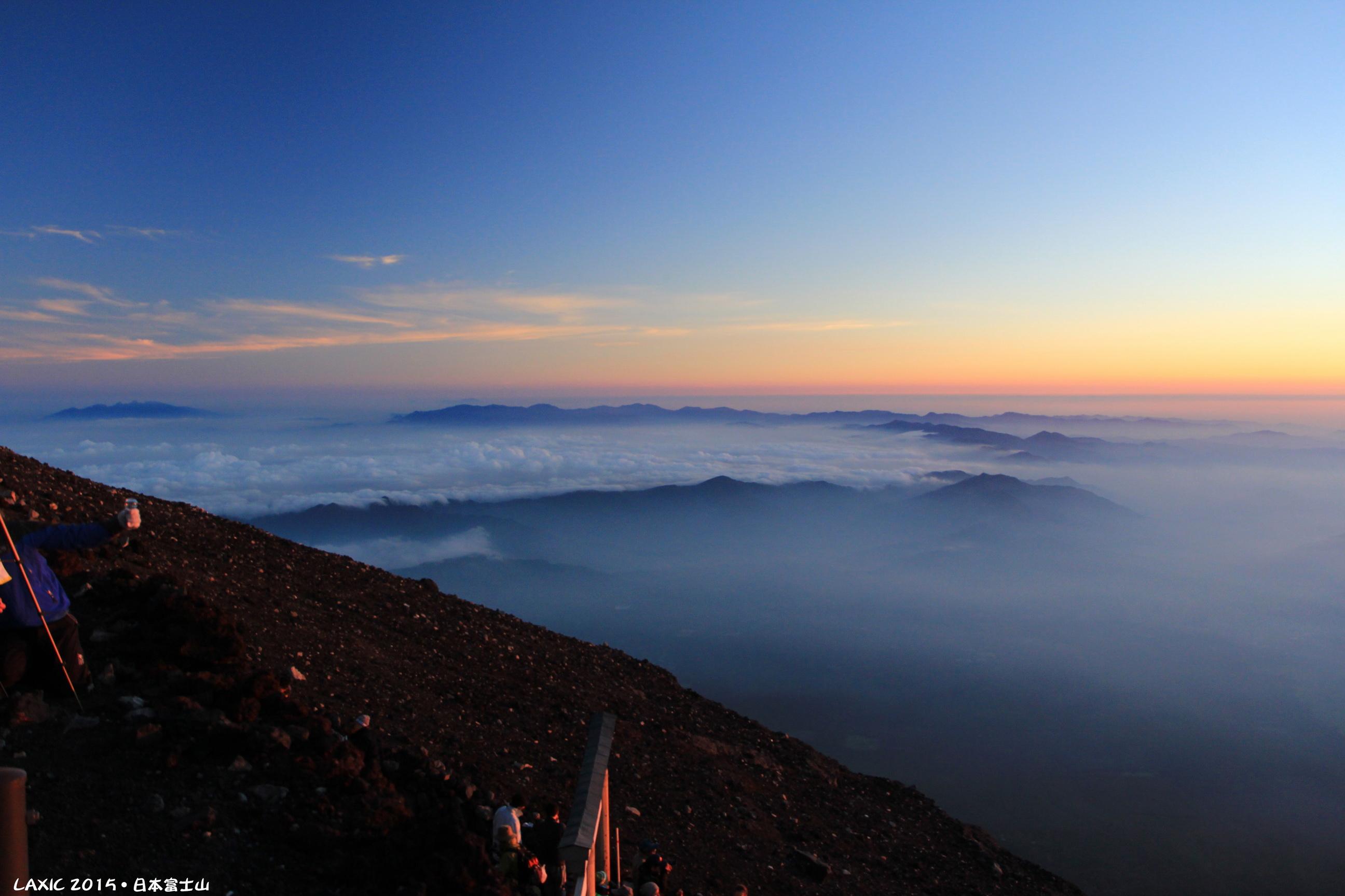 2015.08 日本富士山