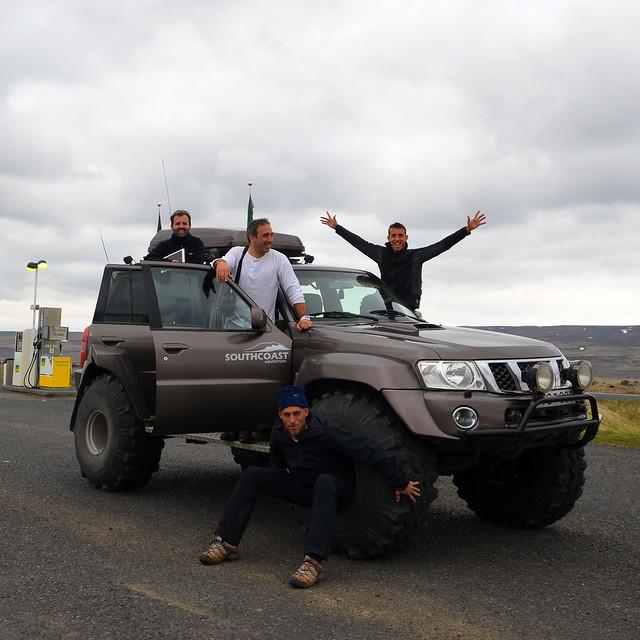 Viaje a Islandia con todoterreno