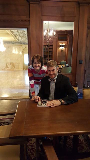 Saint Elizabeth Book Signing