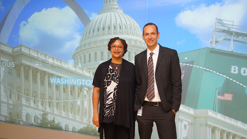 Professor Sonya Grier, American University at Center for Total Health 09586