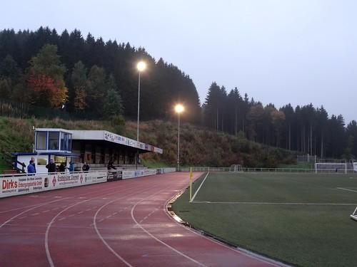 Cup of Westphalia: TuS Erndtebrück 0:1 SG Wattenscheid 09