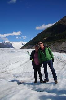 058 Samen op de gletsjer