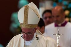 Papa Francisco oficia Santa Misa en el Santuario de El Cobre
