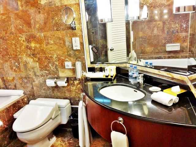 Sofitel Plaza Hotel 02 - Bathroom