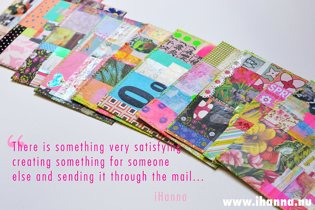 DIY Postcard Quote by iHanna - share your postcards with us!