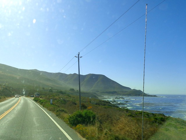 Big Sur, Pacific Coast Highway