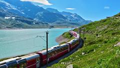 Lago Bianco - Passo del Bernina - Grigioni - Svizzera