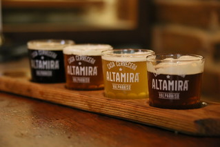 Altamira Brewery.
